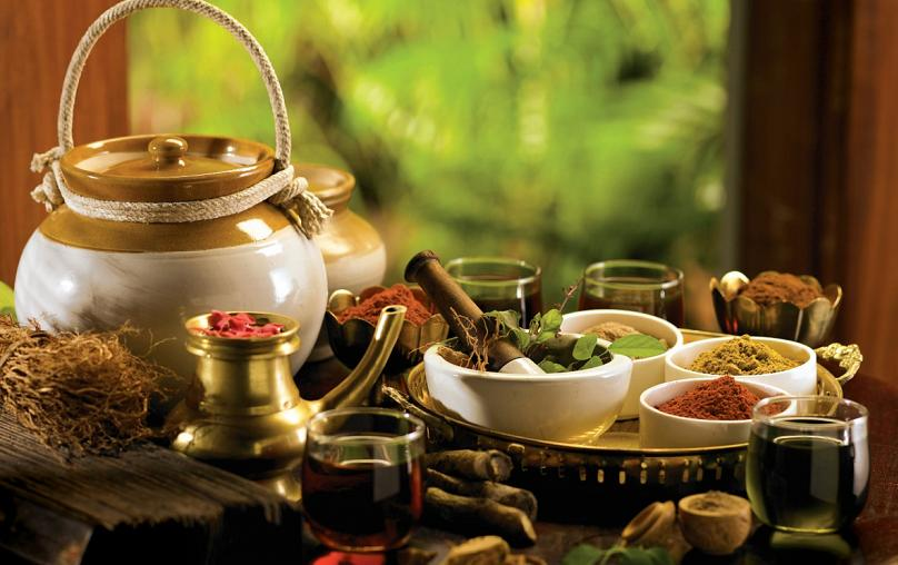 Spiritual Health Journey. The Ultimate Ayurveda Experience