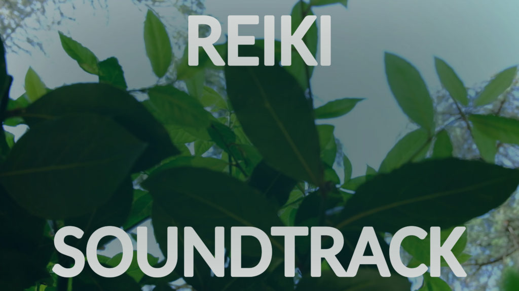 Find peace of body and mind. Yoga and Reiki soundtrack with Bay leaves and Meditation music