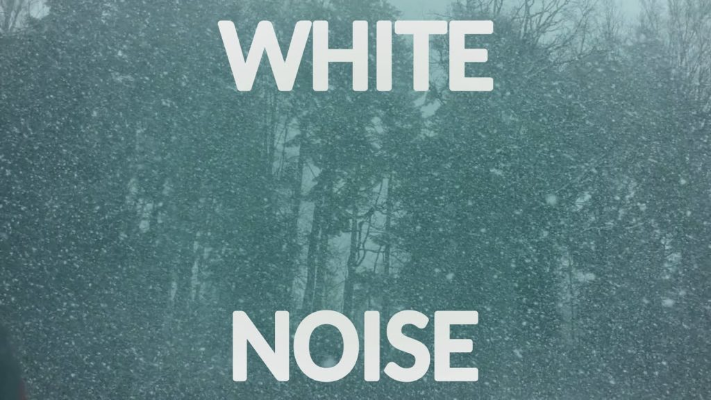 Snowing White Noise for babies to sleep and relax. 2 Hours Magic Sounds to soothe the crying infant