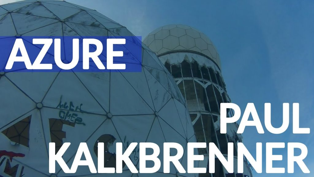 Music for Body, Mind, and Soul – Azure One Hour Teufelsberg Lost World Edition – Paul Kalkbrenner